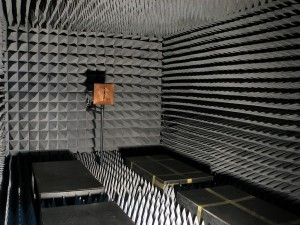 Radio-frequency-anechoic-chamber