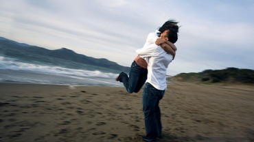 Hugging for 20 seconds releases Oxytocin which can make someone trust you more