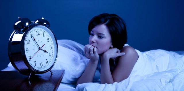 People who stay up later are more likely to experience nightmares