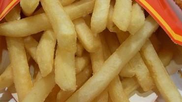Fries ingredients