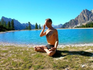 Meditate and Do Breathing Exercises