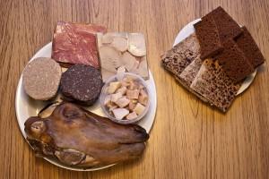 Icelandic cuisines