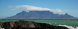 Table Mountain – One of the World's Most Beautiful