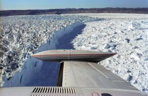 Most active glaciers