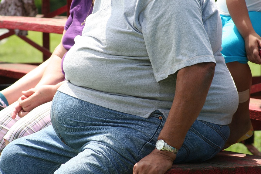Unbalancing of body weight and even obesity