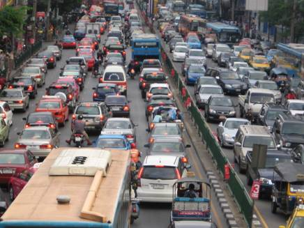 China is the place where the longest traffic jam ever happened