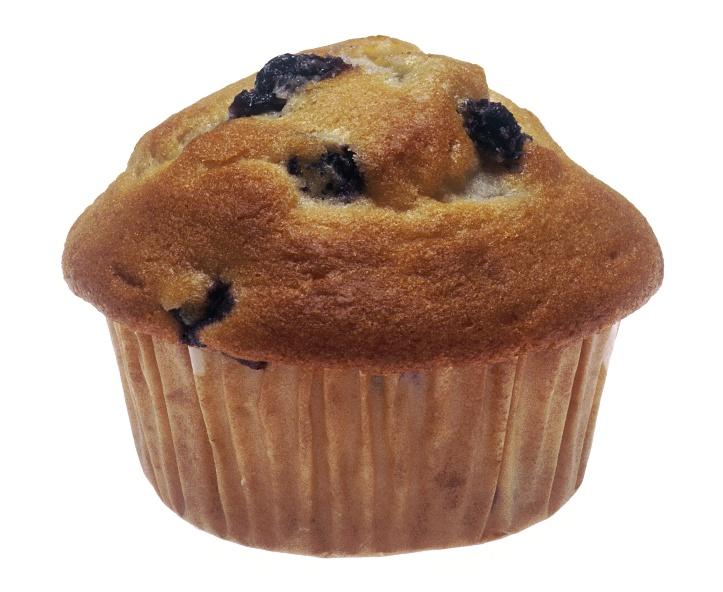 The scrumptious bran muffins