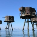 Maunsell Sea Forts, English North Sea
