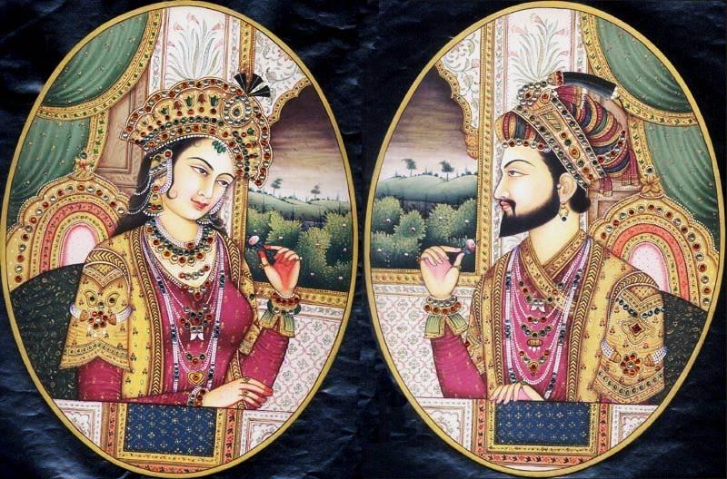 Emperor_Shah_Jahan_and_Mumtaz_Mahal