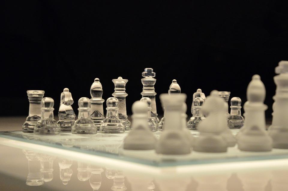 Star Trek 3-D Chess