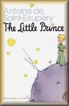 The Little Prince- Antoine De Saint- Exupery