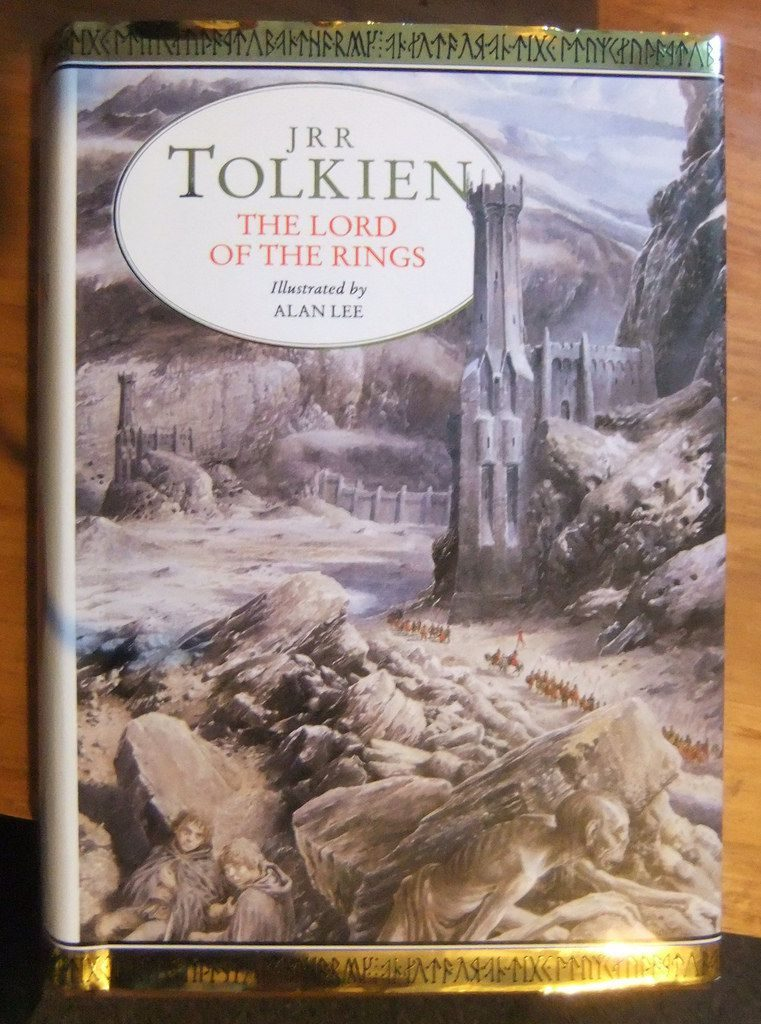The Lord of the Rings- J.R.R Tolkien
