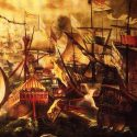 The Spanish Armada, 1588