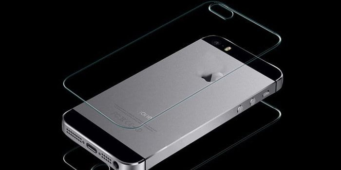 iPhone 8 to be mostly glass