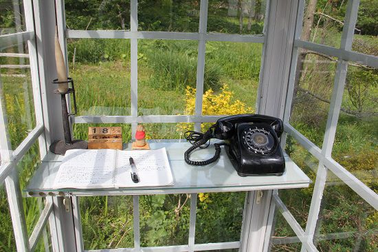 japanesr telephone booth
