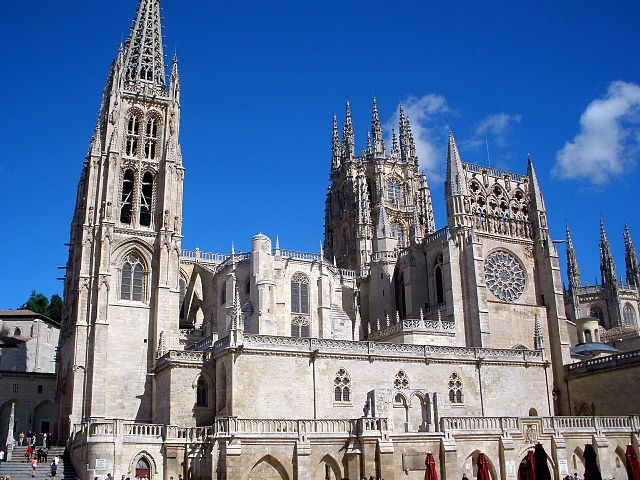 Burgos Cathedral, Burgos