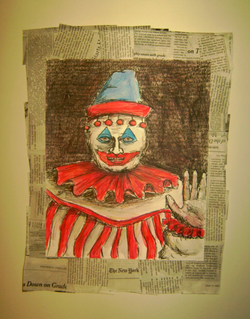 Psychopathic Persona of Pogo the Clown