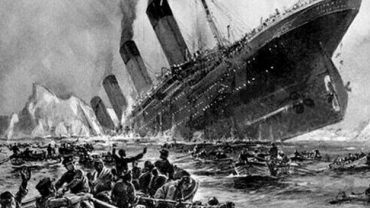Sinking of Titanic
