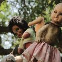 The Island of Dolls Xochimilco
