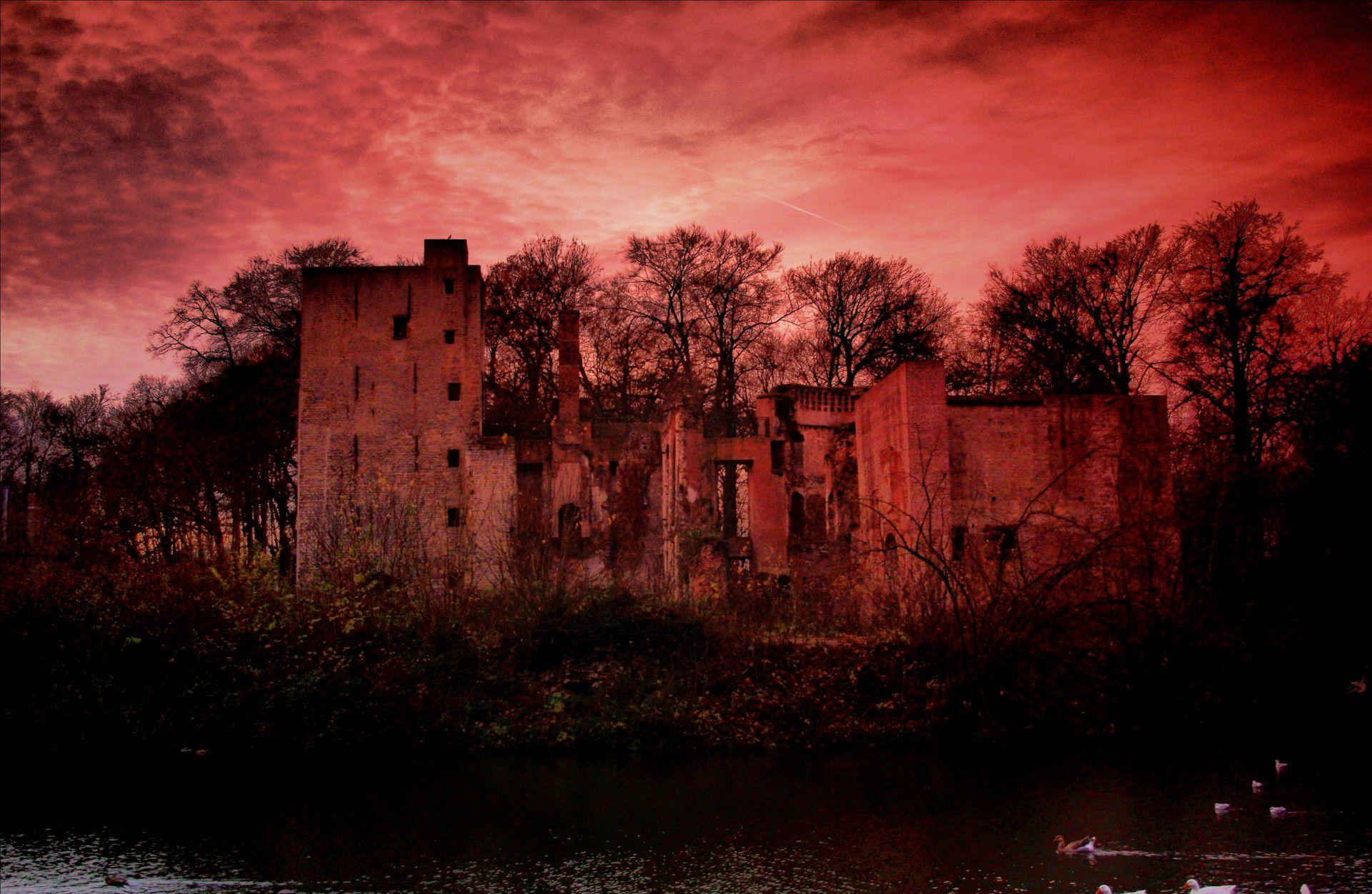 Queen's Castle In England