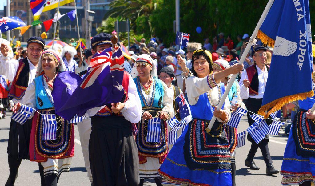 Greeks Australia