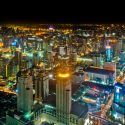 Most visited city Bangkok