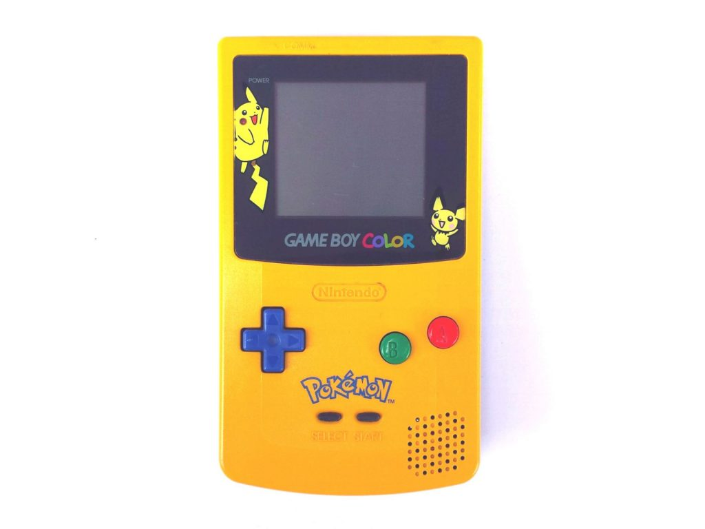 Pokemon was inspired by Game Boy