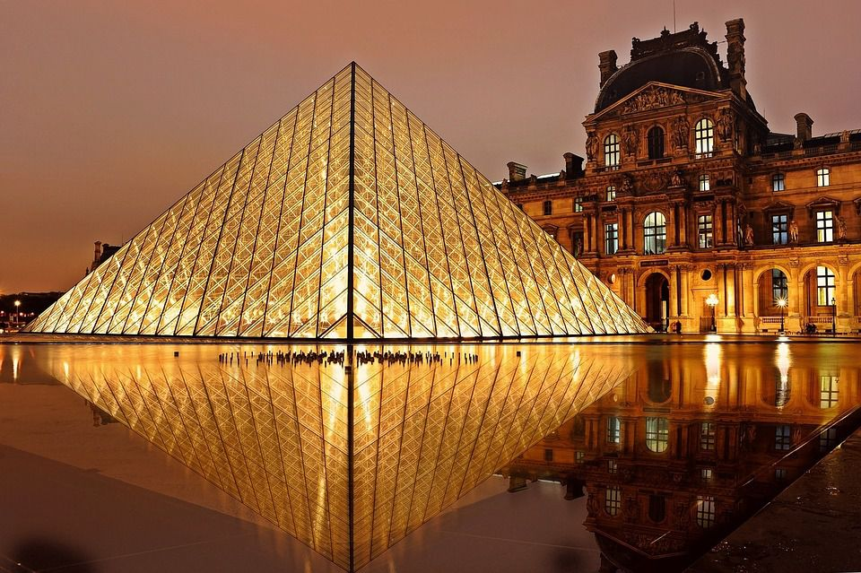 louvre Biggest Museum in the World