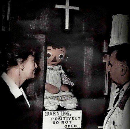 Annabelle's Doll