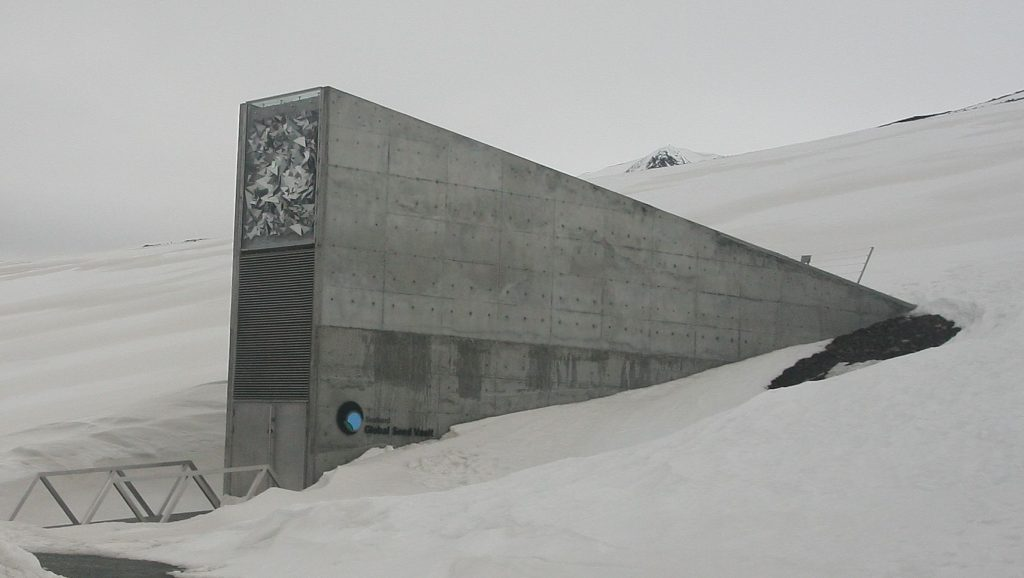 Doomsday Vault, Norway