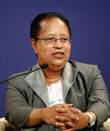 Dr. Shirley Ann Jackson- Caller ID and call waiting