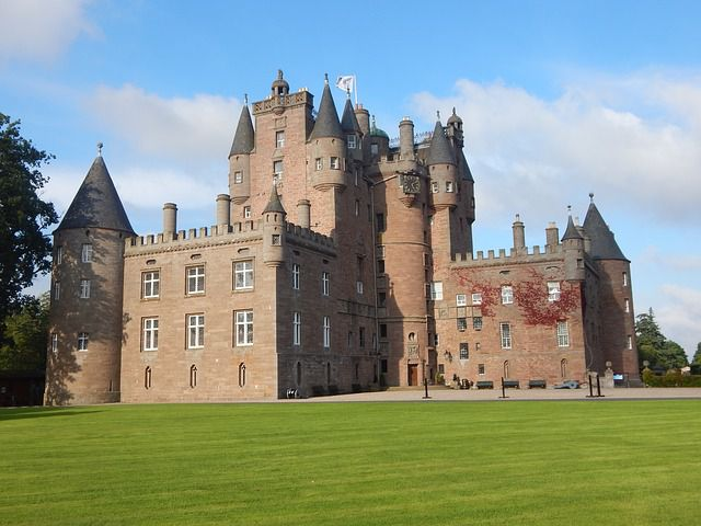 Glamis Castle, Scotland