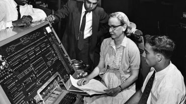Grace Hopper- Computer Software