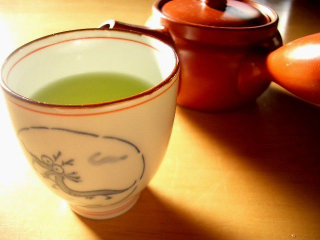 Green tea will burn belly fat