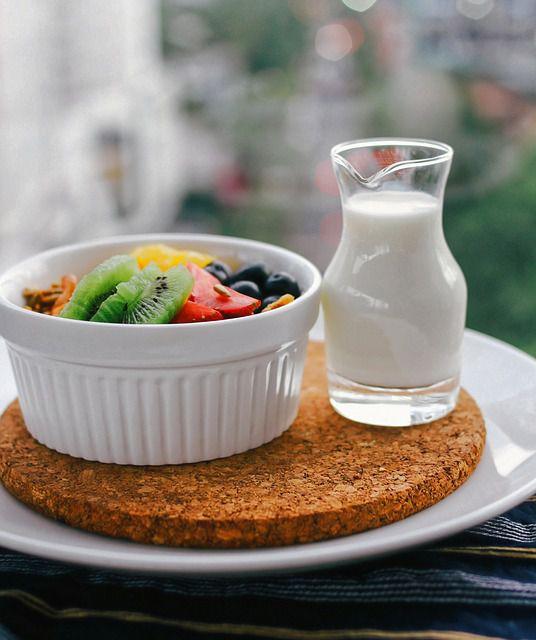Less calories, more nutrition