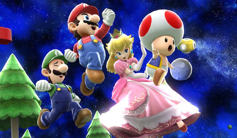 Luigi was green because of technological limitations