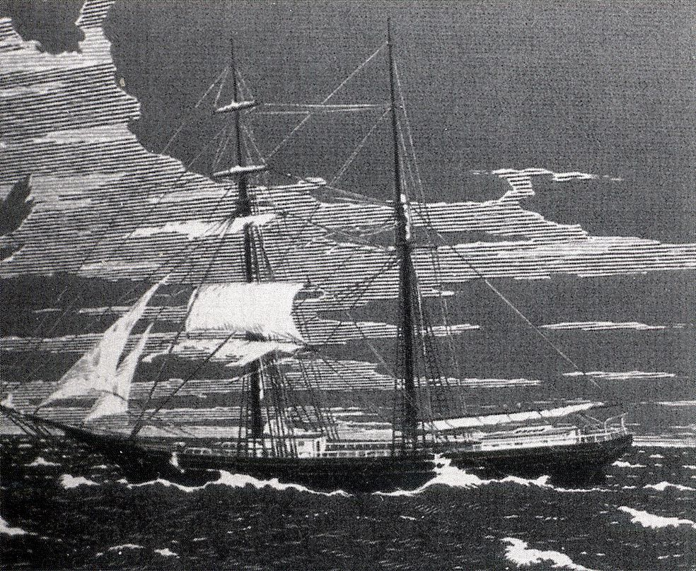 SV Mary Celeste