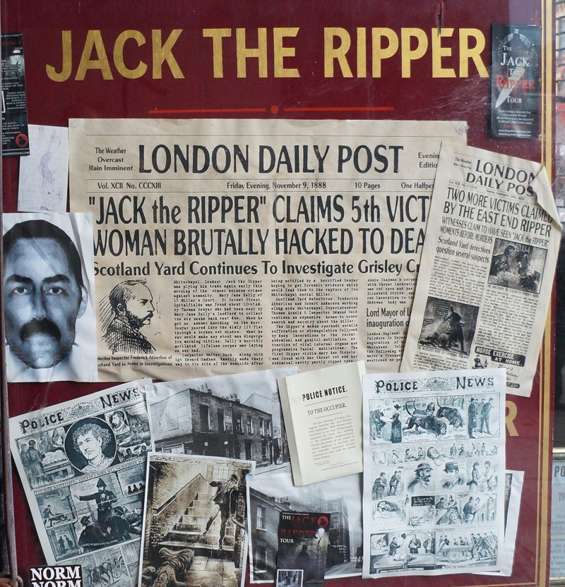 10 Little Known Facts About Jack the Ripper - The Crazy Facts